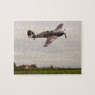 Hawker Hurricane Jigsaw Puzzle