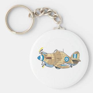 hawker hurricane keychain