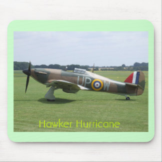 Hawker Hurricane Mouse Mat Mouse Pad