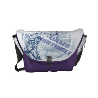 Hawkeye Locked On Target Courier Bags