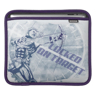 Hawkeye Locked On Target Sleeves For iPads
