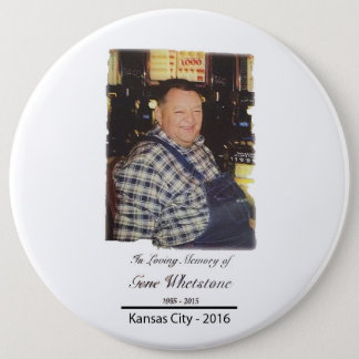 Hawkeye Memorial Button