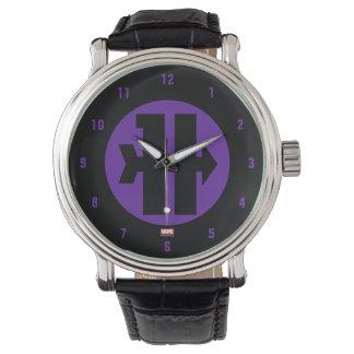 Hawkeye On Target Logo Watches