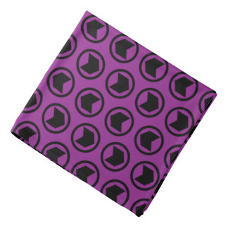 Hawkeye Retro Icon Bandana