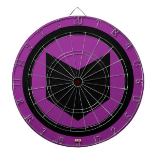 Hawkeye Retro Icon Dartboard