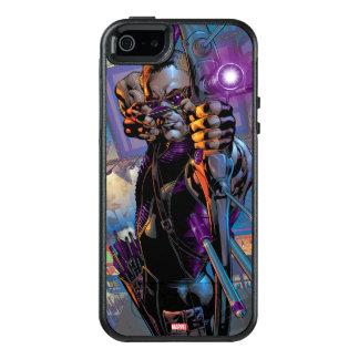 Hawkeye Taking Aim OtterBox iPhone 5/5s/SE Case