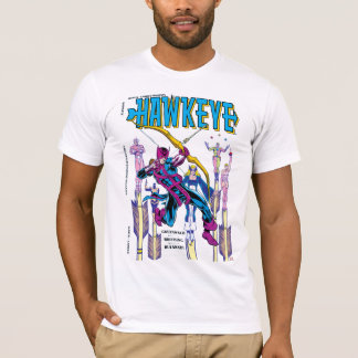 Hawkeye Trade Paperback Book Cover T-Shirt