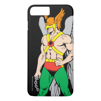 Hawkman Standing Pose iPhone 8 Plus/7 Plus Case