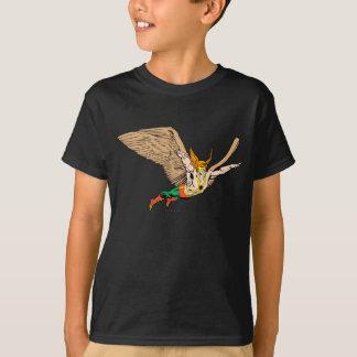 Hawkman vole tee shirt