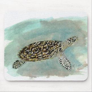 Hawksbill Sea Turtle Mousepad