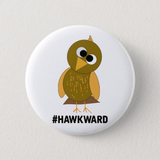 hawkward 2 inch round button