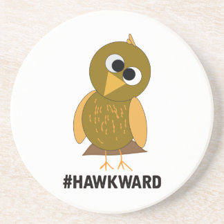 hawkward coaster