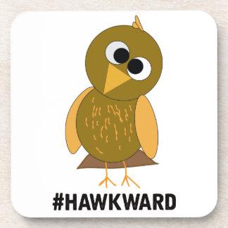 hawkward coaster
