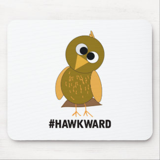 hawkward mouse pad