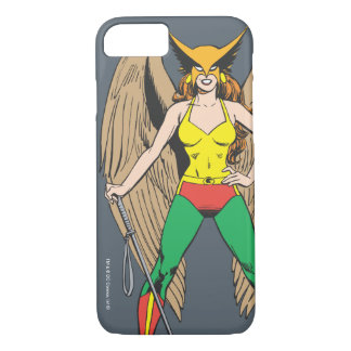 Hawkwoman iPhone 8/7 Case