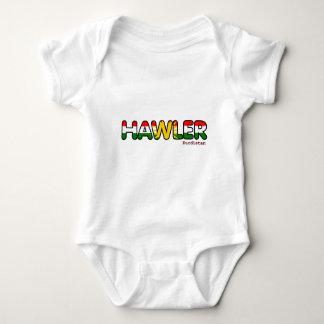 Hawler Kurdistan Baby Bodysuit