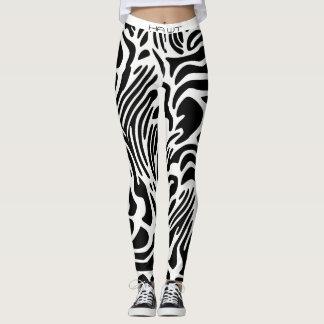 HAWT leggings (zebra)