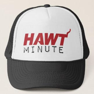HAWT Minute RED Trucker Hat