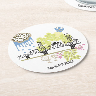 Hawthorne Bridge Portland Coaster