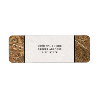 Hay Address Labels