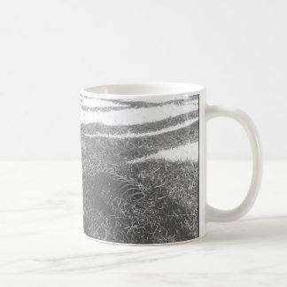 hay and pitchfork mug