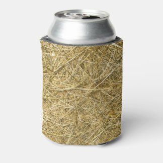 Hay Bale Can Cooler