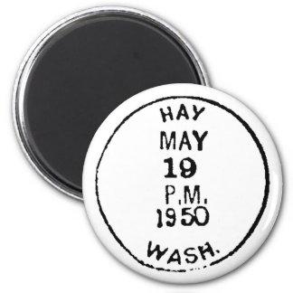 Hay Ghostmark 2 Inch Round Magnet