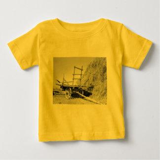 Hay stack and wagon – 1939. baby T-Shirt