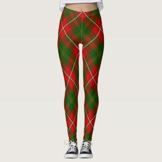 Hay tartan plaid leggings