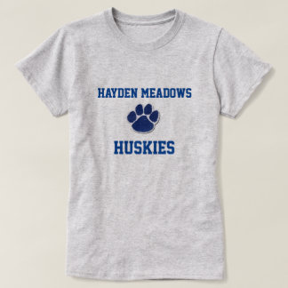 Hayden Meadows Huskies T-Shirt