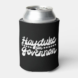 Hayduke for Governor Can Cooler