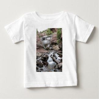 Hays Creek Waterfall Baby T-Shirt