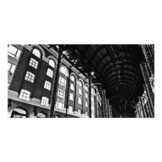Hays Galleria London Customised Photo Card