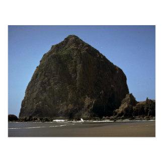 """Haystack"""", Oregon coast rock formation Postcard"""