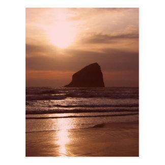 Haystack Rock 05110701PC Postcard