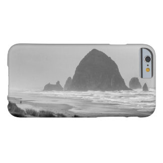 Haystack Rock at Cannon Beach Barely There iPhone 6 Case