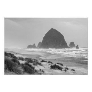 Haystack Rock at Cannon Beach Photo