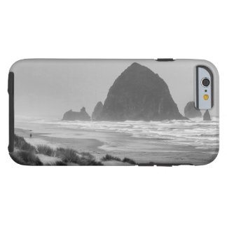 Haystack Rock at Cannon Beach Tough iPhone 6 Case