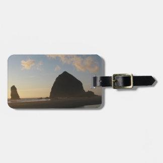 Haystack Rock, Cannon Beach Luggage Tag