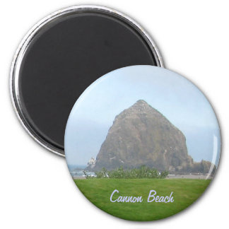 Haystack Rock, Cannon Beach Magnet