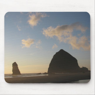 Haystack Rock, Cannon Beach Mouse Pad