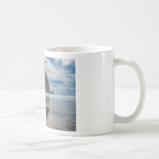Haystack Rock, Cannon Beach, Oregon Coffee Mug