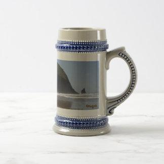 Haystack Rock, Cannon Beach, Oregon... Coffee Mug