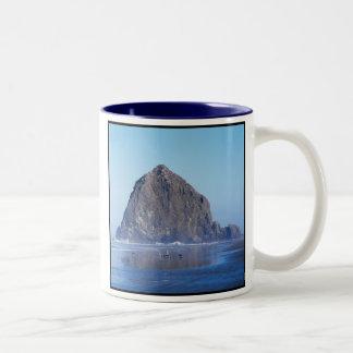 Haystack Rock Mug