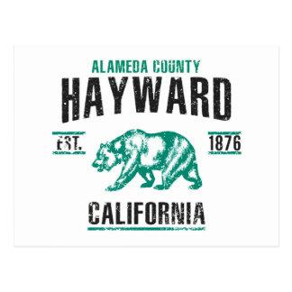 Hayward Postcard