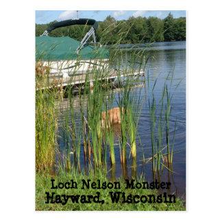Hayward, Wisconsin Postcard