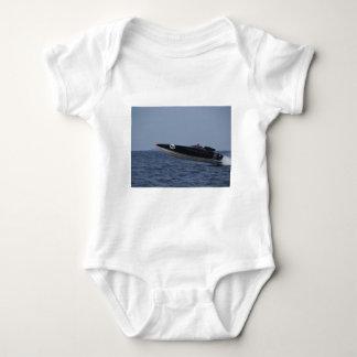 Hazards Of Powerboat Racing Baby Bodysuit