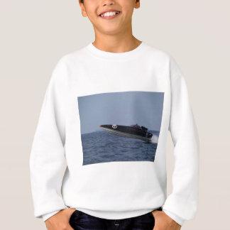 Hazards Of Powerboat Racing Sweatshirt
