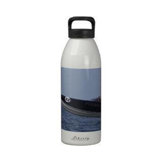 Hazards Of Powerboat Racing Drinking Bottle