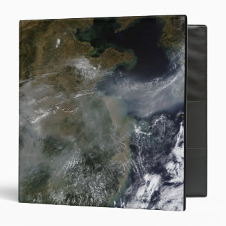 Haze across the North China Plain 3 Ring Binders